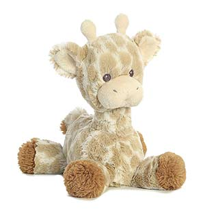Loppy Giraffe Plush