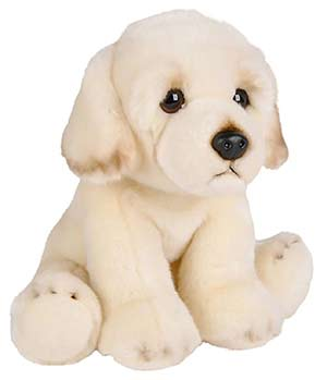 Golden Retriever Puppy Plush