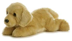 Golden Lab Plush