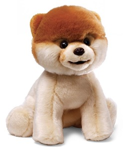 GUND Boo Dog Stuffed Animal Plush, 8""