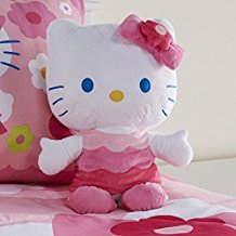Hello Kitty Wavy Dress Pillow - 17""