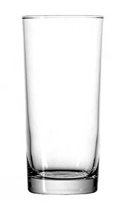 Highball Drinking Glasses - Set of 12