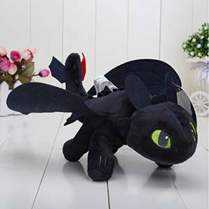 How to Train Your Dragon Plush 10""