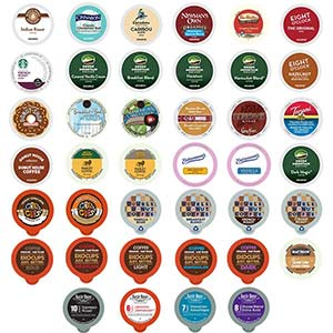 Keurig Sampler Pack 40-Ct