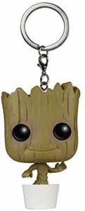 Guardians of the Galaxy: Baby Groot Keychain
