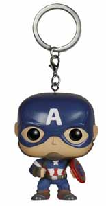 Avengers 2: Captain America Keychain