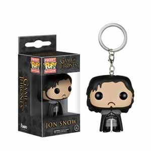 Game of Thrones: Jon Snow Keychain