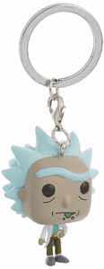 Rick and Morty: Rick Keychain