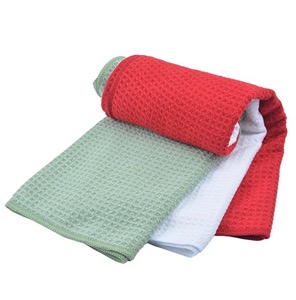 Microfiber Kitchen Towels - 3 pack