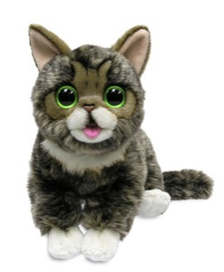 Adorable Kitten Cat Plush