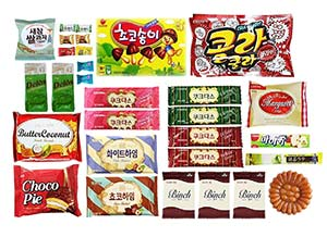 Korean Snack Pack 30-Ct