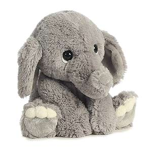 Lil Benny Elephant Plush