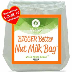 Nut Milk Bag - Commercial Grade