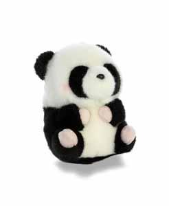 Precious Panda Plush