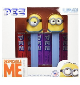 Pez Despicable Me Twin Pack