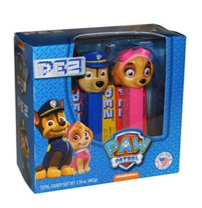 Pez Paw Patrol Twin Pack