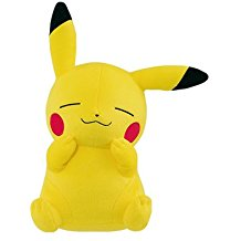 "Pokemon Joyful Pikachu - 10"" Tall"