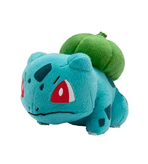Pokémon Plush Bulbasaur