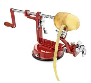 Heavy Duty Apple/Potato Peeler