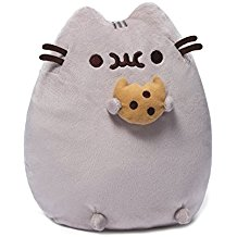 Pusheen Plush Cookie Nibble - 9.5""