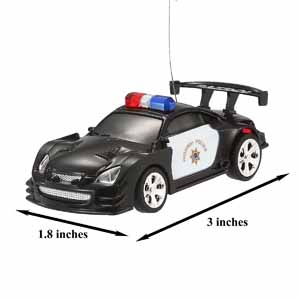 RC Police Car w/ Lights and Siren