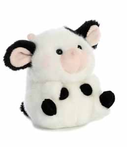Pet Daisy Cow Plush