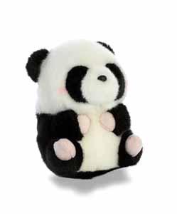 Pet Precious Panda Plush