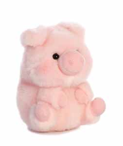Pet Prankster Pig Plush