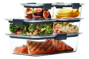 Rubbermaid 10-Pc Food Storage Containers