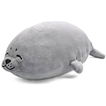Happy Seal Plushy - 16.5""
