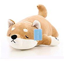 """Shiba Inu Stuffed Animal Pet Doll 21.6"""""""