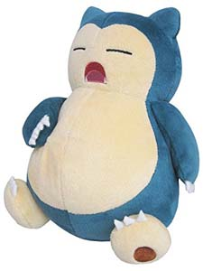 "Pokemon Snorlax 8"" Plush"