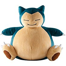 Pokemon Snorlax Plushy - 10""