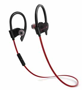 Bluetooth Sports Earbuds with Built in Mic