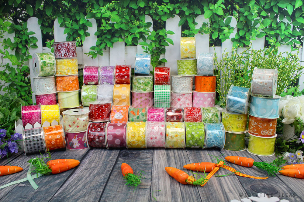 Valentine's Day Assortment Ribbons-Sold by Master Carton