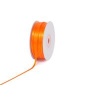 """1/8"""" Double Face Satin Ribbon - 100 Yards (Orange)"""