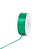 "1/8"" Double Face Satin Ribbon - 100 Yards (Emerald Green)"
