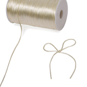2mm Rat-tail (Chinese Knot) - 200 Yards (Antique White)