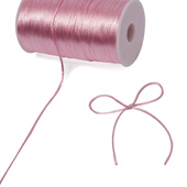 2mm Rat-tail (Chinese Knot) - 200 Yards (Light Pink)
