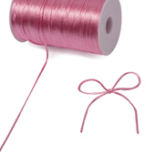 2mm Rat-tail (Chinese Knot) - 200 Yards (Pink)