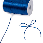 2mm Rat-tail (Chinese Knot) - 200 Yards (Royal Blue)