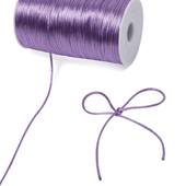 2mm Rat-tail (Chinese Knot) - 200 Yards (Lavender)