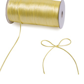 2mm Rat-tail (Chinese Knot) - 200 Yards (Baby Maize)