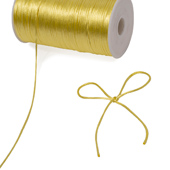 2mm Rat-tail (Chinese Knot) - 200 Yards (Canary)