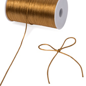2mm Rat-tail (Chinese Knot) - 200 Yards (Antique Gold)