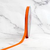 "3/8"" Grosgrain Ribbon - 50 Yards (Orange)"