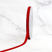 "3/8"" Grosgrain Ribbon - 50 Yards (Red)"