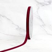 "3/8"" Grosgrain Ribbon - 50 Yards (Wine)"