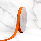 "5/8"" Grosgrain Ribbon - 50 Yards (Orange)"