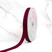"5/8"" Grosgrain Ribbon - 50 Yards (Wine)"